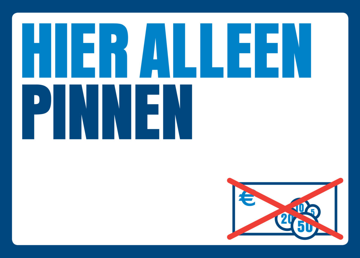 011101002 HieralleenPinnen Poster A4 Liggend.indd