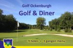 Golf & Diner arrangement