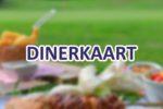 Brasserie – Dinerkaart