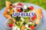 Brasserie – Specials