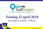Open Golfdag 2018