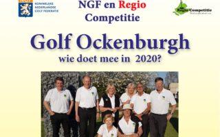 Competities NGF en Regio 2020