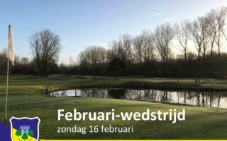 Februari-wedstrijd